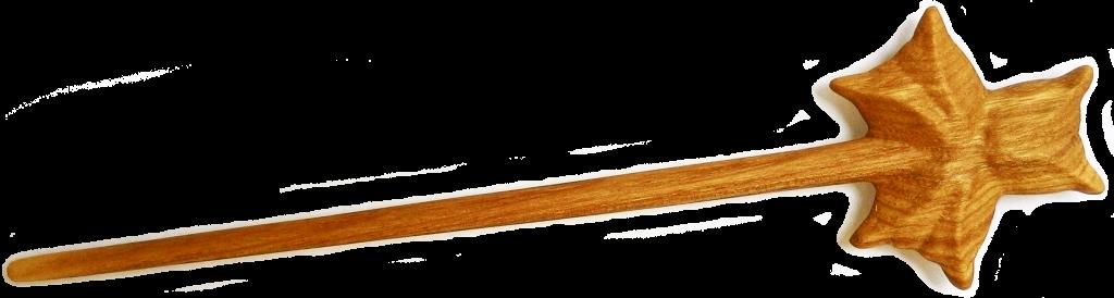 КБ Рукоделки: резьба по дереву, изделия из дерева на заказ Шпилька для волос Рябчик