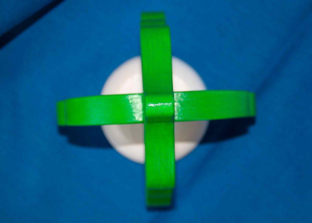КБ Рукоделки: подарки и изделия из дерева на заказ Деревянная игрушка «Ёлочка»