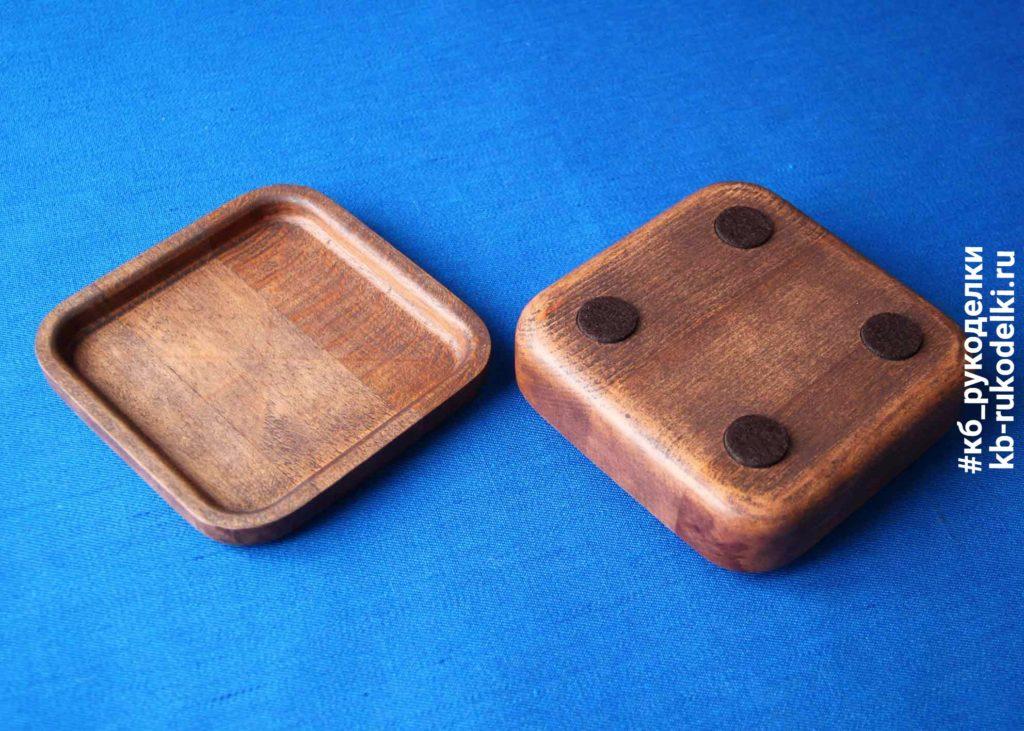 "КБ Рукоделки: подарки из дерева, изделия из дерева на заказ Шкатулка ""Шоколад"""